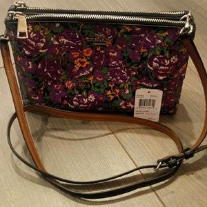 Coach Rose Meadow Lyla Crossbody Purse